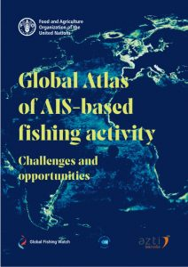 A new global atlas of fishing activity was compiled from two years of AIS tracking.