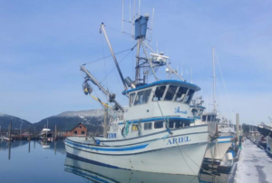The Ariel was a well-maintained vessel with a very safety-conscious owner and crew. Compass Rose Marine Surveyor photo via NTSB.