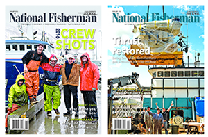 National Fisherman magazine covers
