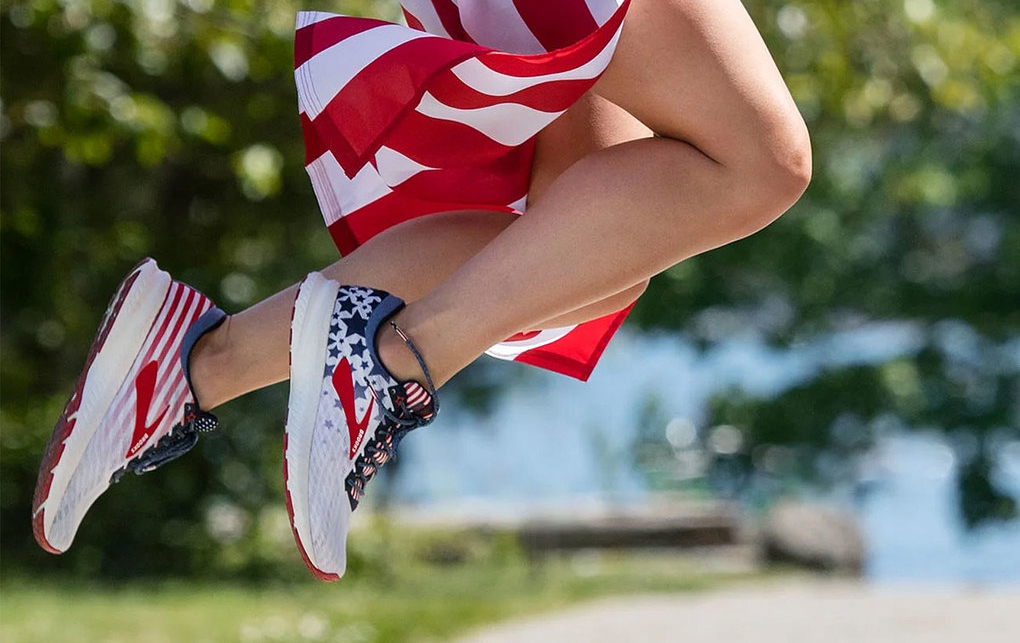 Brooks Launches Old Glory | Running Insight