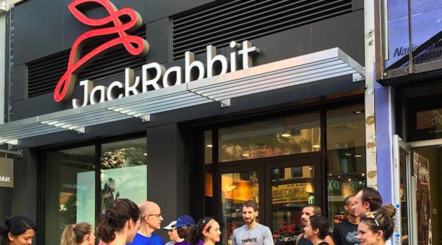 How Runs the JackRabbit?   Running Insight