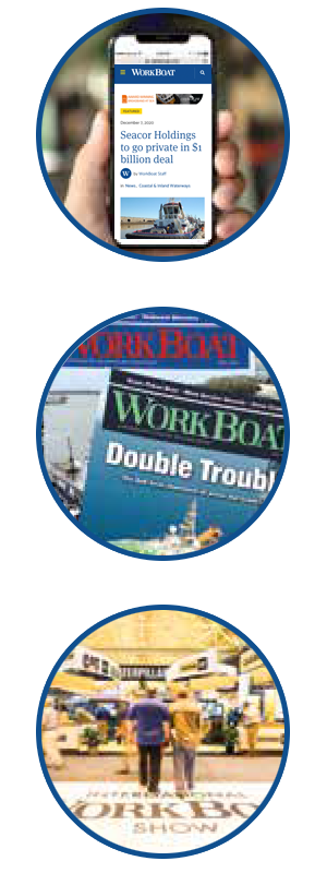 WorkBoat Online | In Print | In Person
