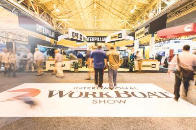 IWBS show floor